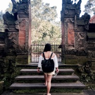 Temple hopping in Ubud