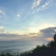 Chasing sunsets in Uluwatu