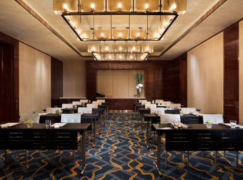 JW Marriott Hotel Macau_Meeting Room_Classroom Setting LR