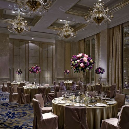 The Ritz-Carlton, Macau Ballroom LR