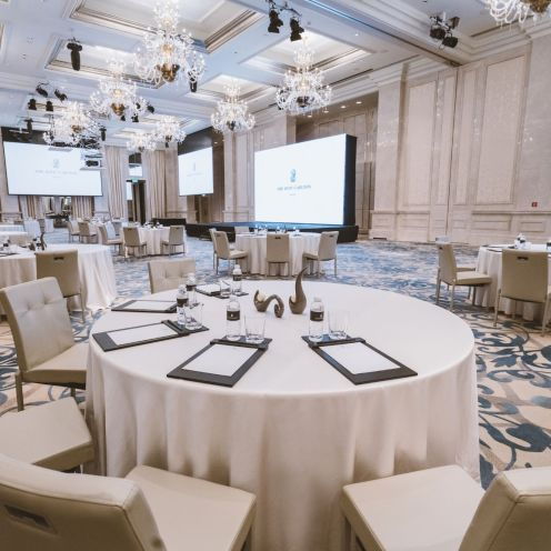 The Ritz-Carlton, Macau Ballroom_Meeting Setup LR